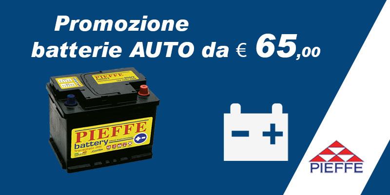 Promozioni Batterie
