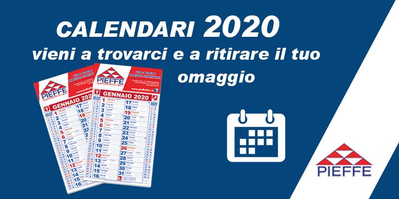 Calendari 2020 omaggio