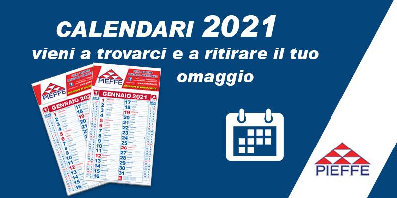 Calendari 2021 omaggio
